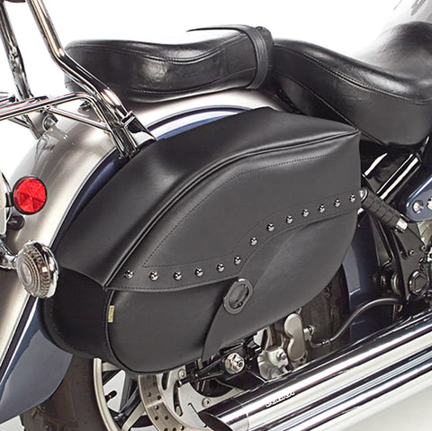 SADDLEBAGS & PACKS
