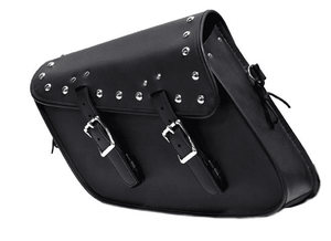 PVC Solo Swing Arm Bag With Studs - Stofma  Hub