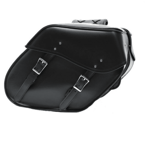 Motorcycle Saddlebag With No Studs & Universal Fitting