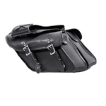 Motorcycle Saddlebag For Harley Davidson Dyna's - Stofma  Hub