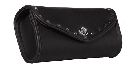Motorcycle Windshield Bag with Studs - Stofma  Hub