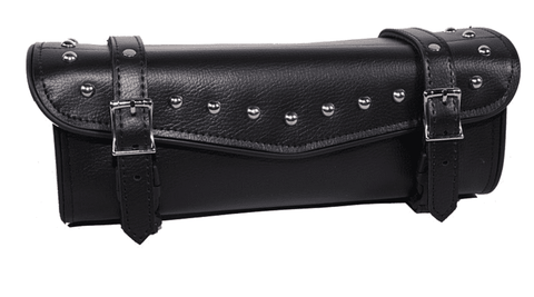 Inch Motorcycle Toolbag With Studs - Stofma  Hub