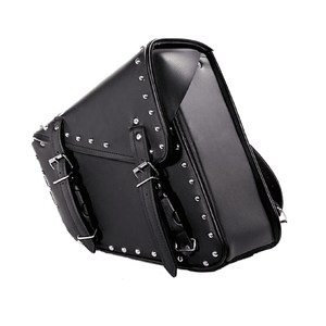 Motorcycle Solo Swing Arm Side Bag - Stofma  Hub
