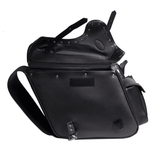 Throwover PVC Motorcycle Saddlebag