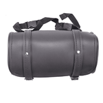 Plain PVC Motorcycle Tool Bag With 2 Roller Buckle Straps - Stofma  Hub