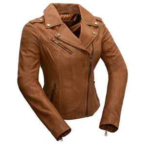 Harper | Women's Leather Jacket - Stofma  Hub
