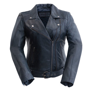 Chloe | Women's Leather Jacket - Stofma  Hub