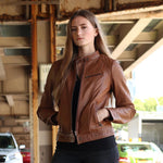 Favorite | Lightweight Sheepskin Jacket - Stofma  Hub