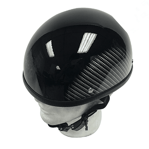 Black Novelty Helmet with Motorcycle Tread Design | Novelty - Stofma  Hub