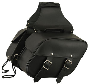 Leather Motorcycle Bag | FIBAG8008