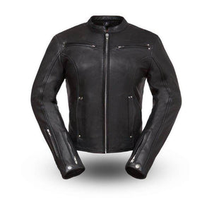 Speed Queen | Soft Naked Cowhide Jacket
