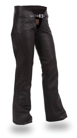 Sissy | Women's Soft Milled Cowhide Leather Chaps