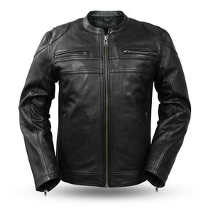 Nemesis | Diamond Cowhide Armored Jacket