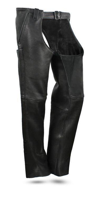 Bully | Men's 1.4mm Platinum Cowhide Leather Chaps - Stofma  Hub