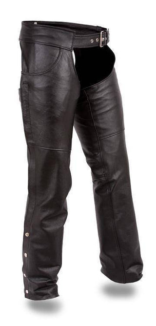Rally | Milled Cowhide Leather Chaps - Stofma  Hub