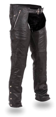 Patriot | Men's Soft Milled Cowhide Leather Chaps - Stofma  Hub