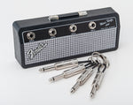 Fender Mini Twin Amp Jack Rack (includes 4 keychains)