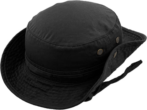 Boonie Hat With String