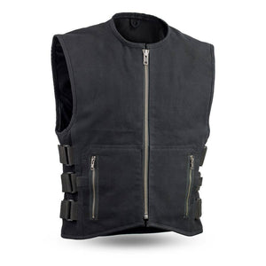 Knox | Men's Swat Style 20 oz Canvas Vest - Stofma  Hub