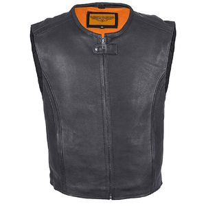 Mens Speedster Motorcycle Club Vest