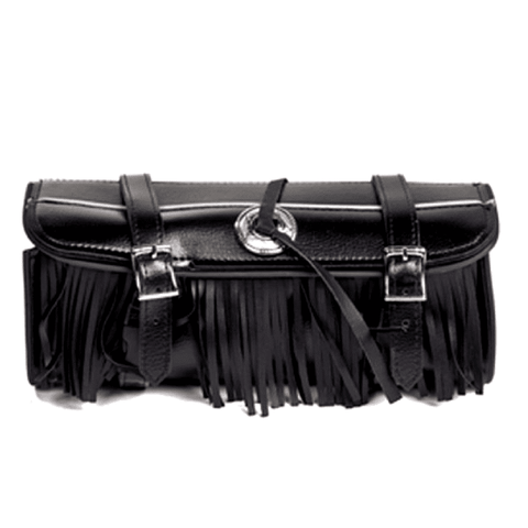 Motorcycle Tool Bag With Fringes - Stofma  Hub