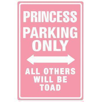 Princess Parking - Stofma  Hub