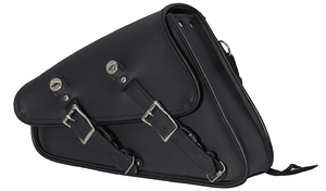 Right Side Solo Swing Arm Bag For Motorcycles