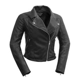 Fatale | Vegan Leather Jacket - Stofma  Hub