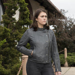 Zena | Lightweight Sheepskin Jacket - Stofma  Hub