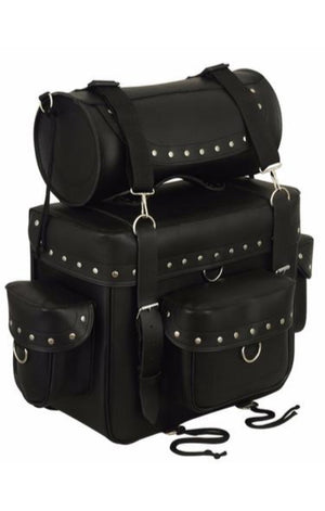 Leather Sissybar Bag | FIBAG8005 - Stofma  Hub