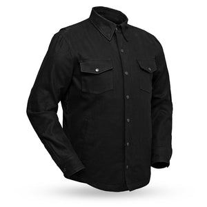Equalizer | Men's Motorcycle Denim Jacket With Kevlar Reinforcements