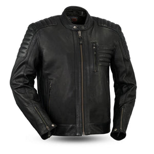 Defender | 1.2mm Diamond Cowhide Armored Jacket - Stofma  Hub