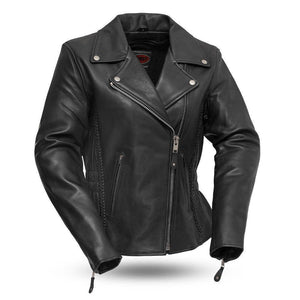 Allure | Soft Milled Cowhide Jacket - Stofma  Hub