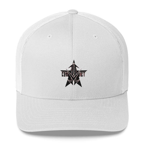 Convict Customz Trucker Cap - Stofma  Hub