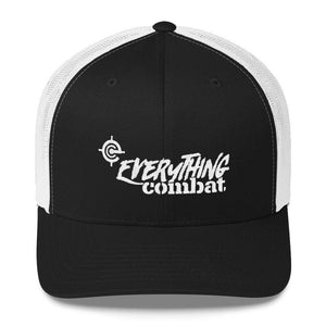 Everything Combat Trucker Cap