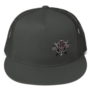 Convict Customz Mesh Back Snapback - Stofma  Hub