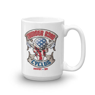 Thunder Road Cycles Mug - Stofma  Hub