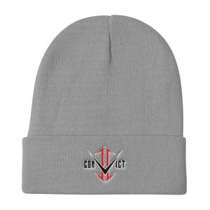 Convict Customz Knit Beanie - Stofma  Hub