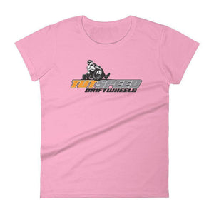 TUTSPEED Women's Short Sleeve T-Shirt - Stofma  Hub