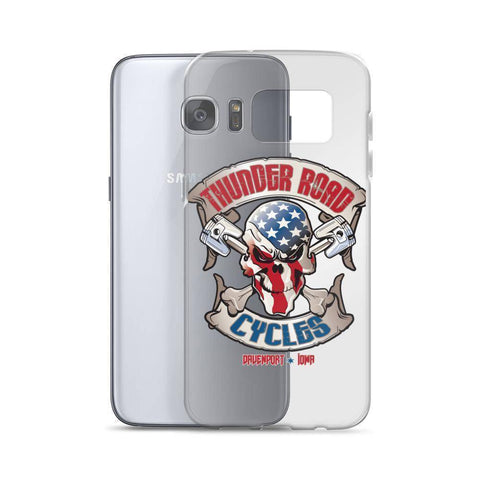Thunder Road Cycles Samsung Case