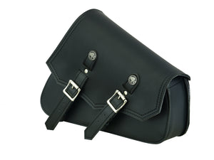Left Side Swing Arm Bag