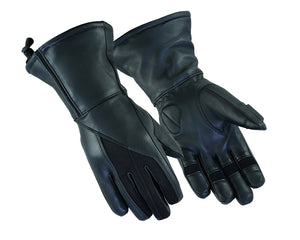 Women's Feature-Packed Deer Skin Insulated Cruiser Glove