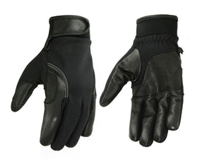 Leather/ Textile Lightweight Glove