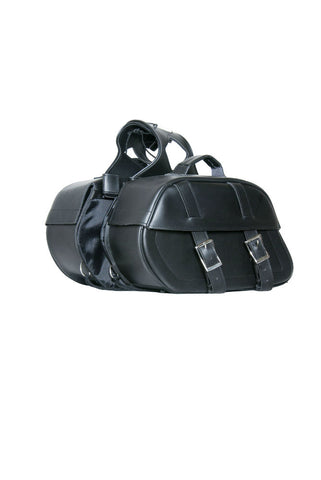 Two Strap Saddle Bag