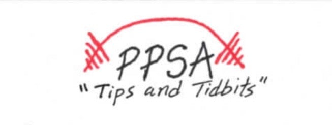 B. PPSA Bonus Tips & Tidbits (Comes with any $16.99 Purchase beginning 08/16/20)