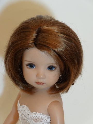 Alexis in Reddish Brown - for Little Darling dolls