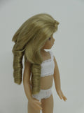 Andrea Wig in Blonde - for Little Darling dolls