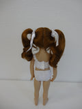 Darling wig in Golden Auburn - for Little Darling dolls