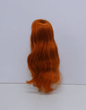 Desiree Wig in Carrot Red - for Little Darling dolls
