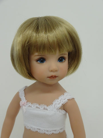Doris Wig in Blonde - for Little Darling dolls